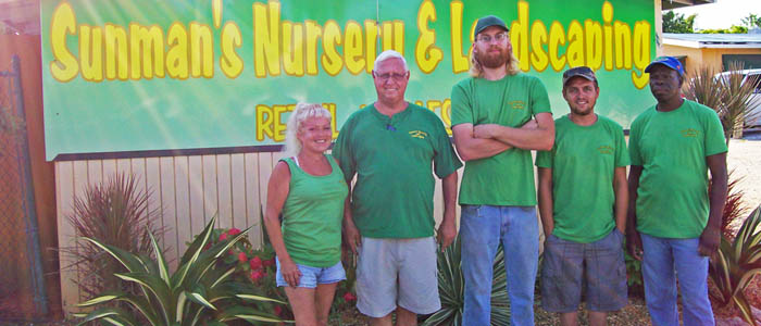 About Sunman's Nursery & Landscaping
